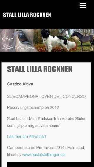 Mobile preview of lillarocknen.n.nu
