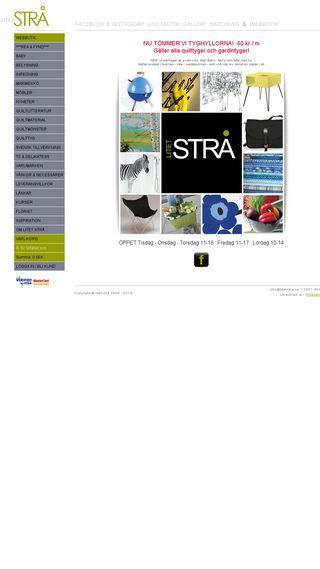 Mobile preview of litetstra.se