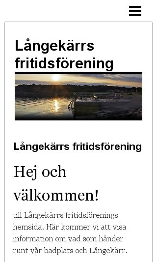 Mobile preview of lkfritid.se