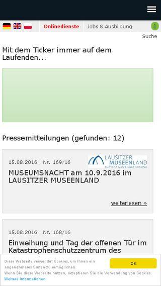 Mobile preview of lkspn.de