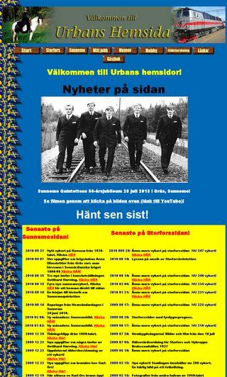 Mobile preview of lokurban.se