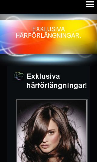 Mobile preview of longhairforyou.se