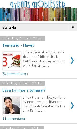 Mobile preview of lyransnoblesser.se