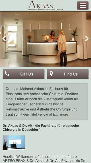 Mobile preview of m-akbas.de