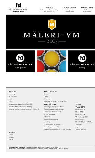 Mobile preview of malare.nu