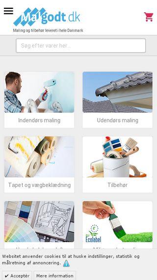 Mobile preview of nordic-byg.dk