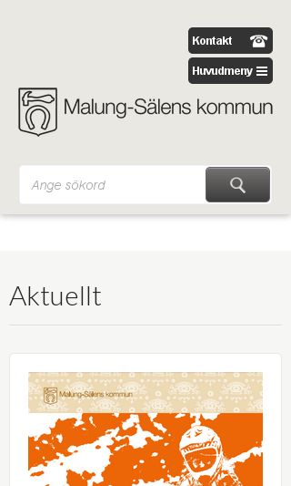 Mobile preview of malung-salen.se