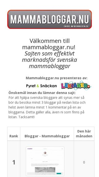 Mobile preview of densvenskadrommen.se