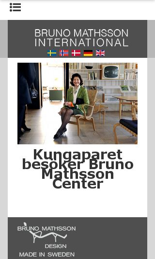 Mobile preview of mathsson.se