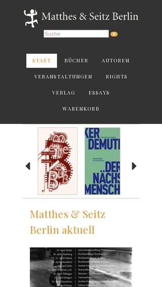 Mobile preview of matthes-seitz-berlin.de