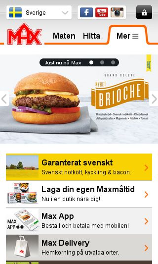 Mobile preview of fastfoodlovers.com