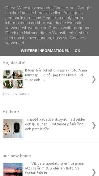 Mobile preview of meandalice.blogspot.com