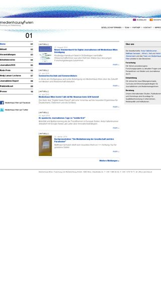 Mobile preview of medienhaus-wien.at