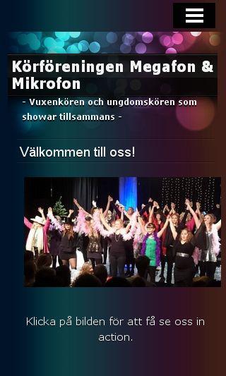 Mobile preview of megafonmikrofon.se