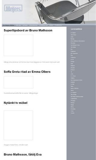 Mobile preview of meijersmobler.se
