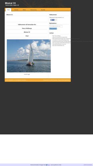 Mobile preview of mistral33.n.nu