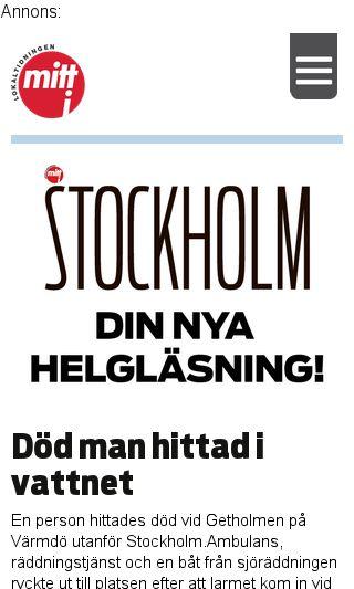 Mobile preview of alexanderlindholm.se