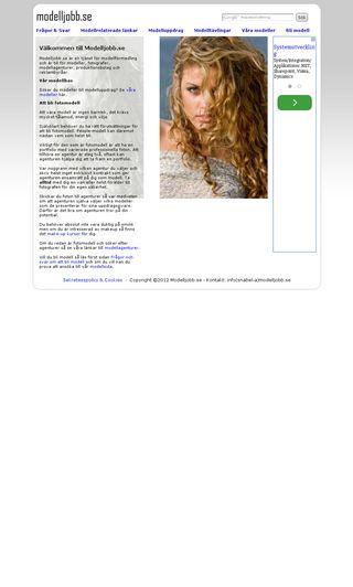 Mobile preview of modelljobb.se