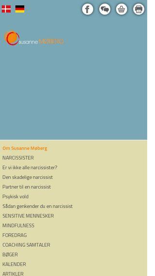 Mobile preview of moeberg.dk