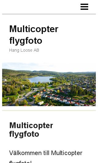 Mobile preview of multicopterflygfoto.se