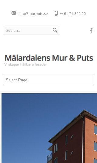 Mobile preview of murputs.se