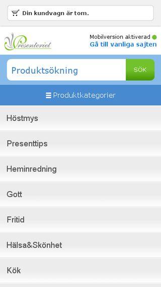 Mobile preview of musikshop.se