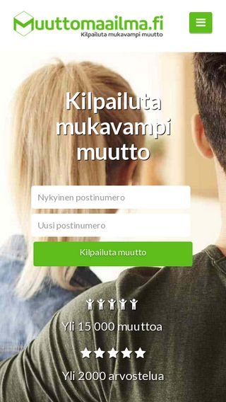 Mobile preview of muuttomaailma.fi