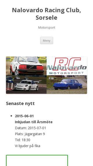 Mobile preview of nalovardorc.se
