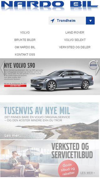 Mobile preview of atlanterhavsporten.no