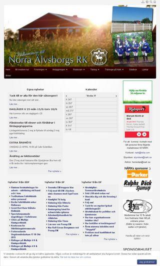 Mobile preview of nark.se