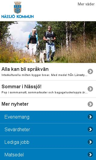 Mobile preview of kapen.se
