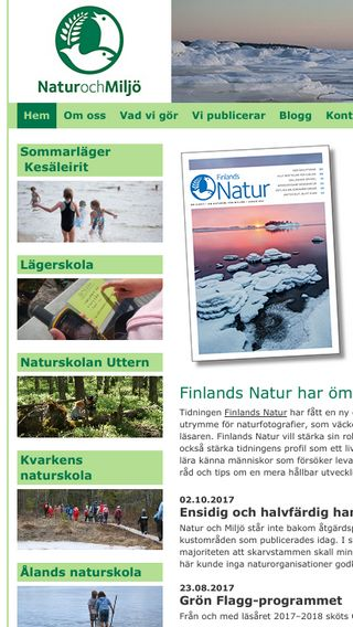 Mobile preview of nom.fi