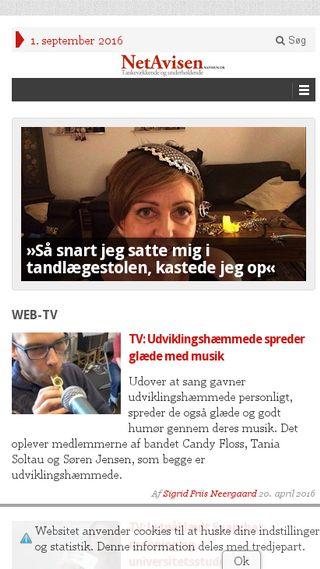 Mobile preview of bonnicksen.dk