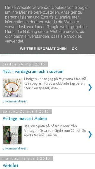 Mobile preview of nelya.lavendeldockor.se