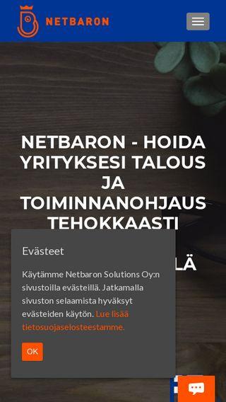 Mobile preview of tilisanomat.fi