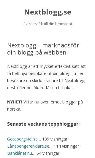Mobile preview of frostcake.se