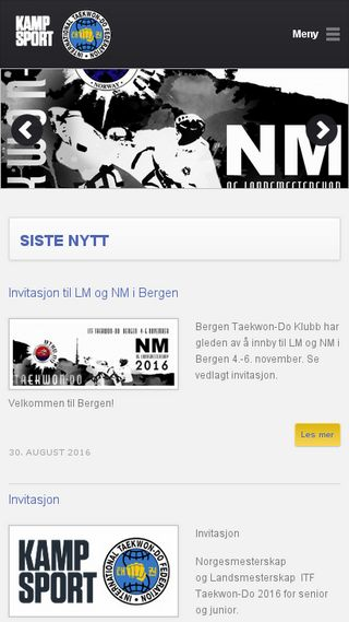 Mobile preview of nm-itf.no