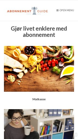 Mobile preview of no.abonnement.guide