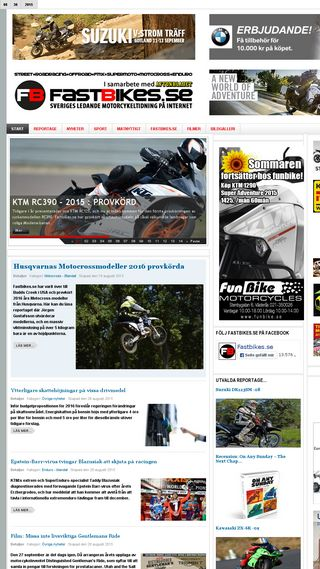 Mobile preview of offroadbikes.se
