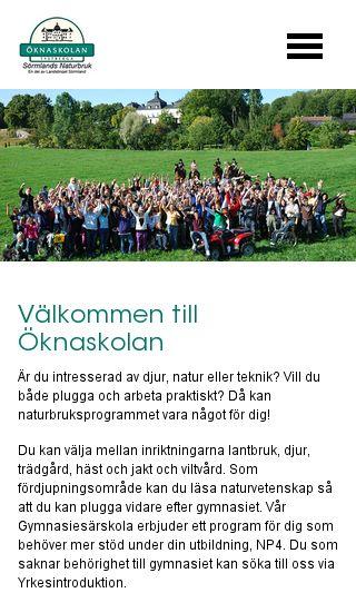 Mobile preview of gymnasieguiden.se