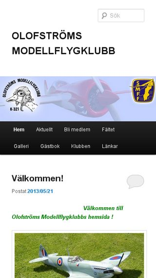 Mobile preview of omfk.se