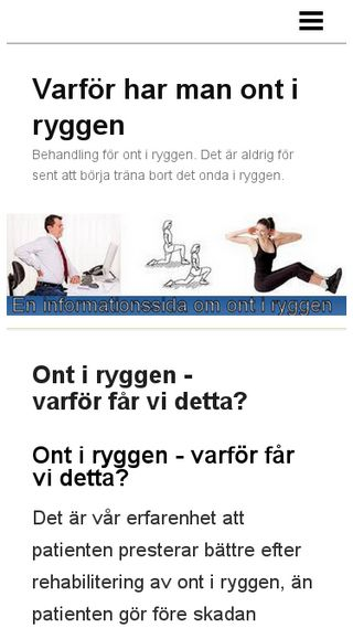 Mobile preview of ontiryggen.n.nu