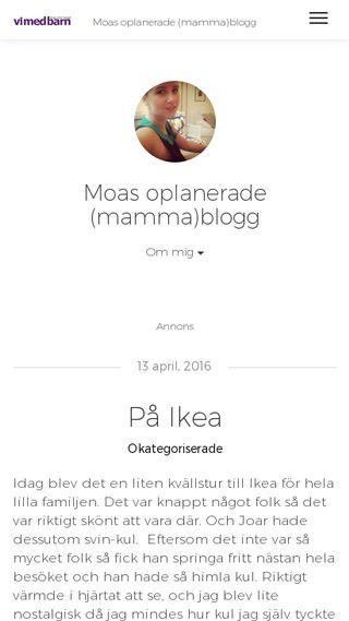 Mobile preview of oplanerat.vimedbarn.se