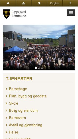 Mobile preview of enebakk.kommune.no
