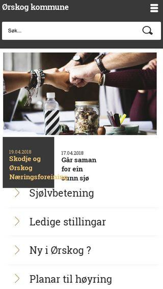Mobile preview of orskog.kommune.no