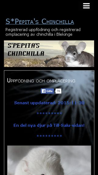 Mobile preview of pepitas.n.nu