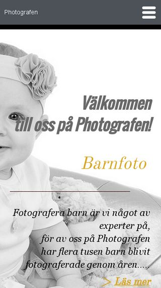 Mobile preview of photografen.nu