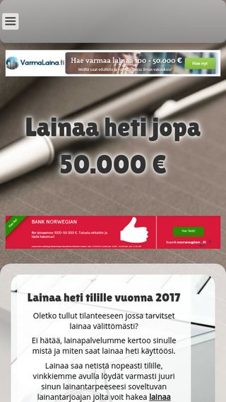 Mobile preview of pienlainat.fi