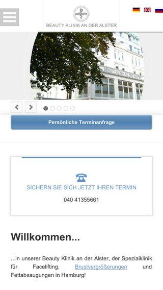 Mobile preview of plastische-chirurgie-alster.de