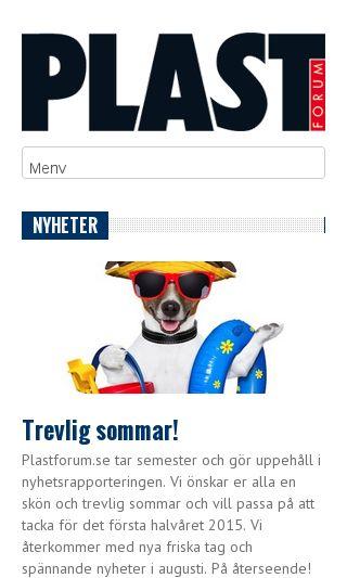 Mobile preview of plastnet.se